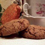 galletas platano chocolate