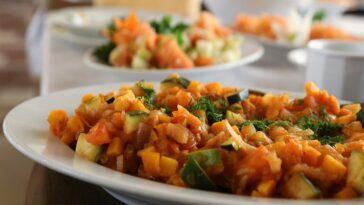 guiso verduras