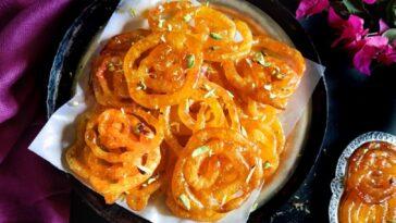 Jalebi: la receta original de las deliciosas tortitas indias
