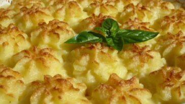 pastel de carne con patatas jamon y queso