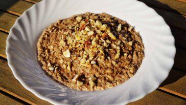 quinoa con nueces