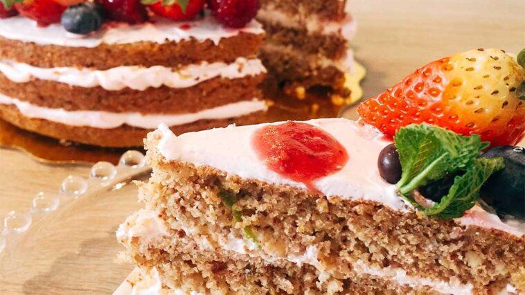 tarta paraíso